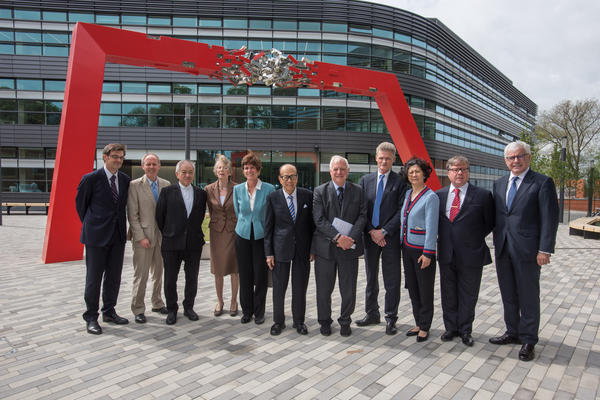 Li Ka Shing Centre opening_by John Cairns