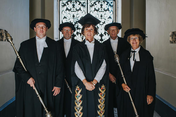 Vice-Chancellors Oration_by Ian Wallman